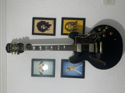 São Paulo -  - gosta de Rock-Alternativo-/-Moderno procurando por Guitarra-base