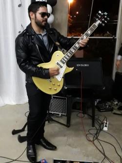 Goiânia - Guitarra solo - gosta de Rock-Clássico procurando por Guitarra-base